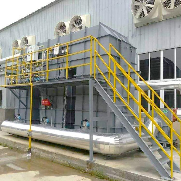跃华环保  蓄热式 热力焚化炉RTO系统 环保设备