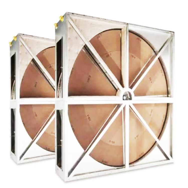 跃华环保   VOC 沸石浓缩转轮  环保设备