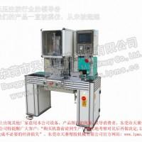 天赛侧式双工位气液增压型,低压注胶设备