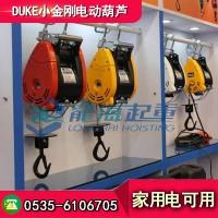 DUKE小型电动葫芦DU-300A,莱州/青岛小型电动葫芦