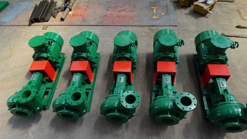 离心砂泵 剪切砂泵 加重泵 除泥泵补给泵