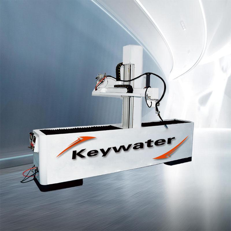 凯沃智造自动化生产线自动化机械手铜焊自动焊接设备