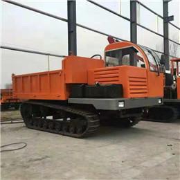 石材四不像运输车 橡胶履带工程车 履带混凝土运输车