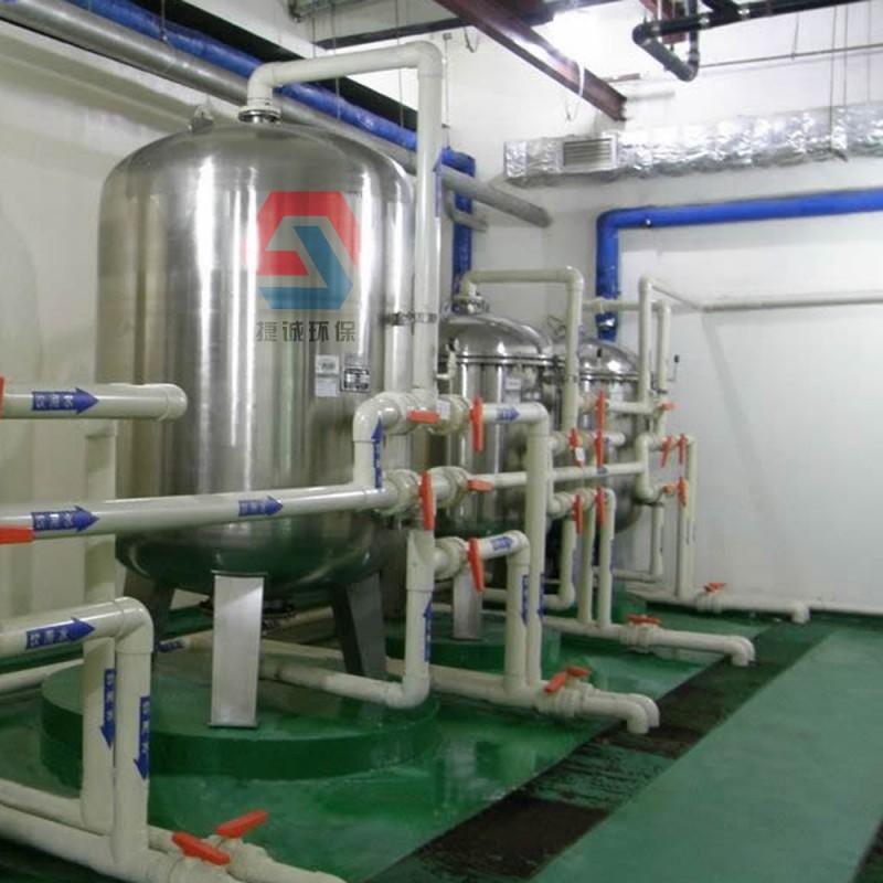 河北沧州多介质过滤器生产厂家 可定制