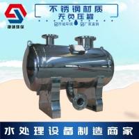 厂家批发无负压稳流罐 不锈钢压力容器 各种稳压罐 可定制