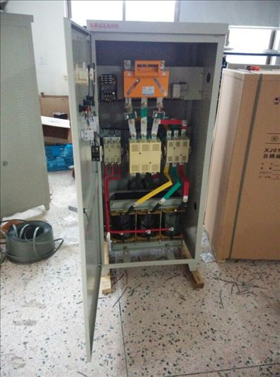 320kW自耦降压起动柜 制砂机控制柜75kW