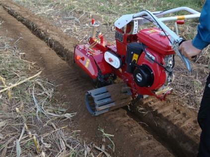 威马开沟培土机视频柴油开沟培土机价格小型开沟培土机多少钱一台