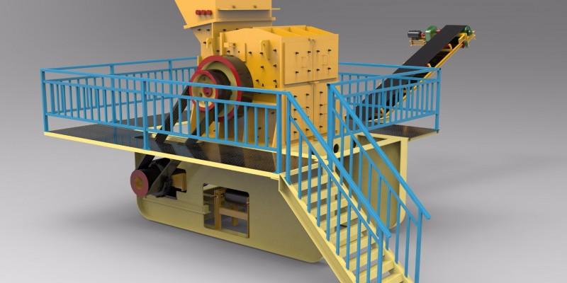 制砂生产线制砂机打砂机
