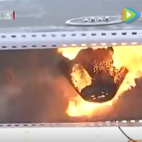 崆峒区快报:陈年油垢引发火灾,才知不清洗油烟机引发的后果