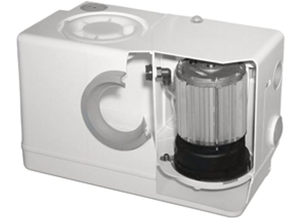 德国泽德microboy pro 卫生间切割加强型污水提升器