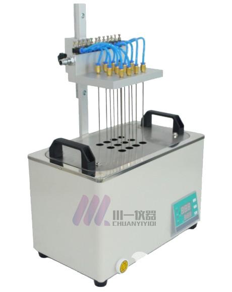 天津氮气吹干仪CY-DCY-36SL方形水浴浓缩仪