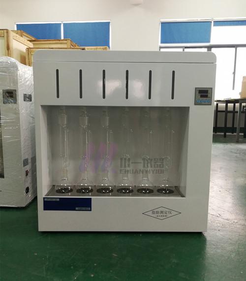 江西索式抽取器CY-SXT-04粗脂肪测定仪6联