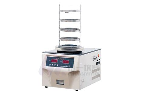成都果汁冷冻干燥机FD-1A-50小型冻干机