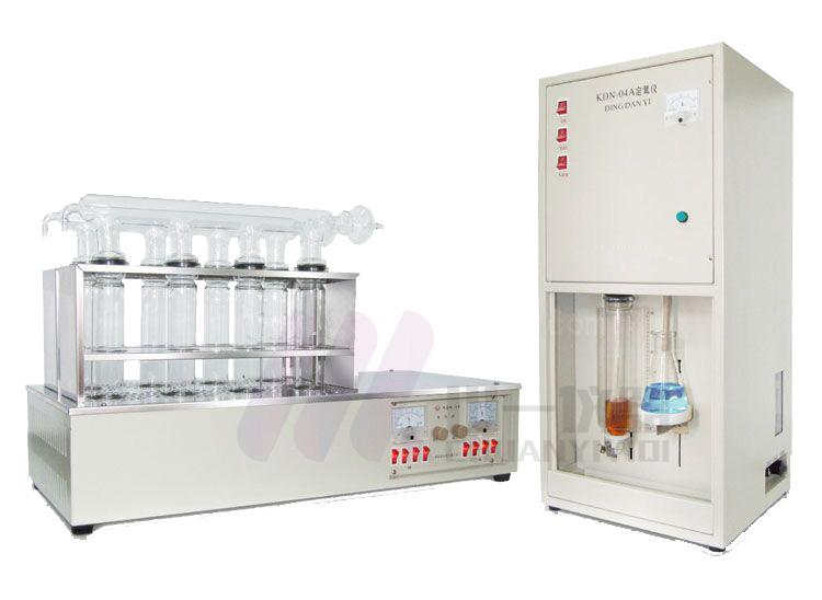 天津凯氏定氮仪CYKDN-AS定氮蒸馏水器
