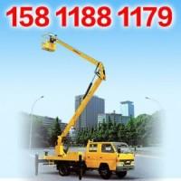 工程户外刷漆刷白、高空作业车租赁、广告牌路灯安装作业车