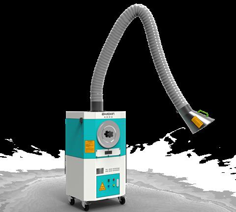 青岛兆星移动式焊接烟尘净化装置
