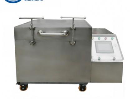 主轴轴承冷缩专用深冷处理设备 -196度液氮低温箱