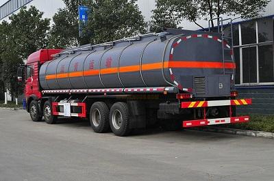 罐车运输的类型