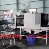 黑龙江哈尔滨彩石金属瓦设备的操作流程 多彩蛭石瓦机器