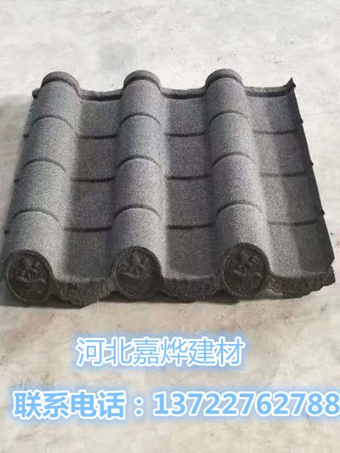 夏季旧房屋面翻新问题 彩石金属瓦的适用环境