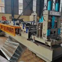 全自动cz型钢机厂家兴和 全新工艺檩条加工设备现货价格