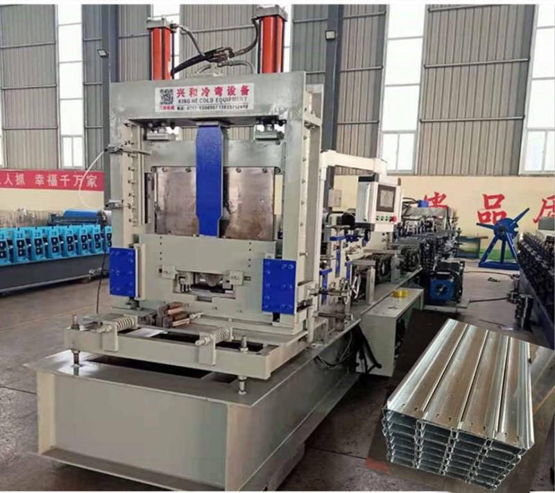 厦门技术全自动c型钢机 80-300电动换型檩条设备价格