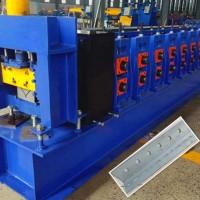 全自动角铁冲孔成型生产线价格 角钢机专业厂家