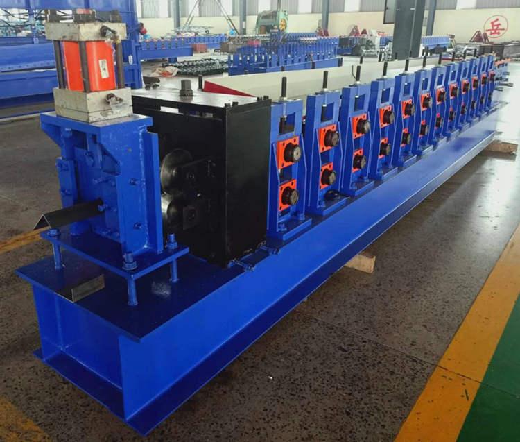 角钢成型机定做厂家兴和压瓦机 不等边角铁机价格