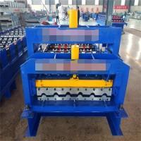 泊头兴和供应现货800型琉璃瓦压瓦机,竹节瓦压瓦机