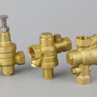 200P减压阀黄铜减压阀 多功能黄铜自来水减压阀
