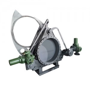 电动盲板阀 F943X-2.5