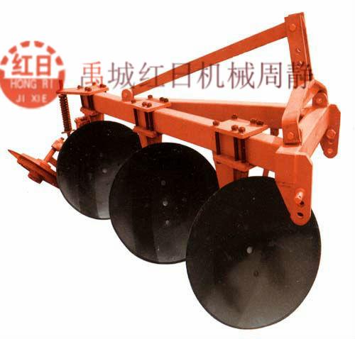 1LY-325重型圆盘犁  拖拉机悬挂农用整地圆盘犁