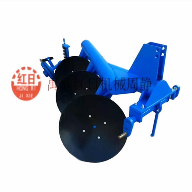 1LYX-330重型管子犁  焊接无缝非洲圆管犁 农用圆盘犁