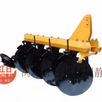 1LY-4禹城红日苏丹农场圆盘犁  出口拖拉机悬挂小鱼犁