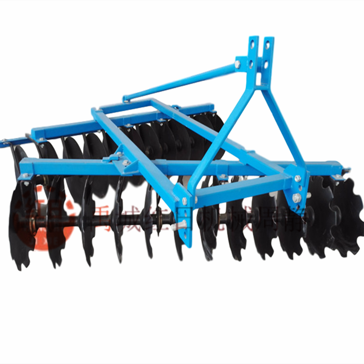 1BJX-2.5禹城红日中型圆盘耙  拖拉机悬挂缺口圆盘耙