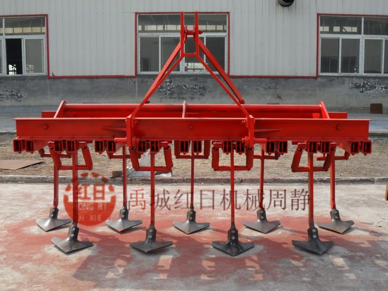 3ZT-2.2禹城红日农用苏丹中耕机  出口弹簧中耕机