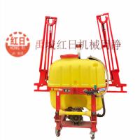 3W-500液压折翼植保喷雾器  禹城红日农用打药机