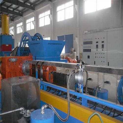 PLA生物降解片材挤出机,PBAT生物降解片材生产线