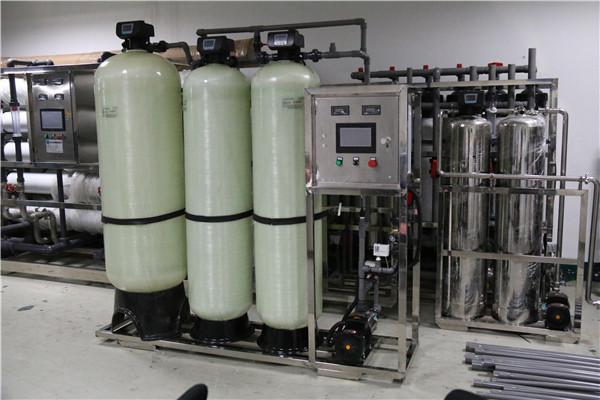 苏州去离子水设备 电镀行业水处理设备 废水处理设备