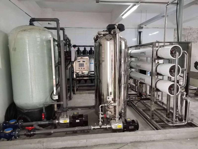 苏州纯水设备|纺织厂废水处理设备|中水回用设备