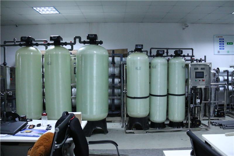 苏州去离子水设备 化工行业纯水设备 去离子水设备