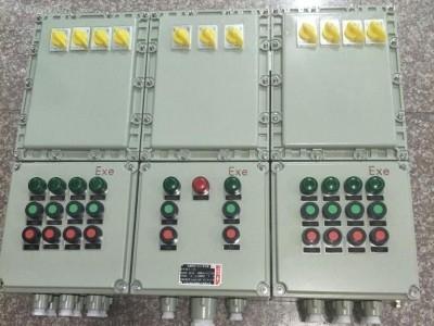 BXMD)51-2户外壁挂式防爆照明动力配电箱