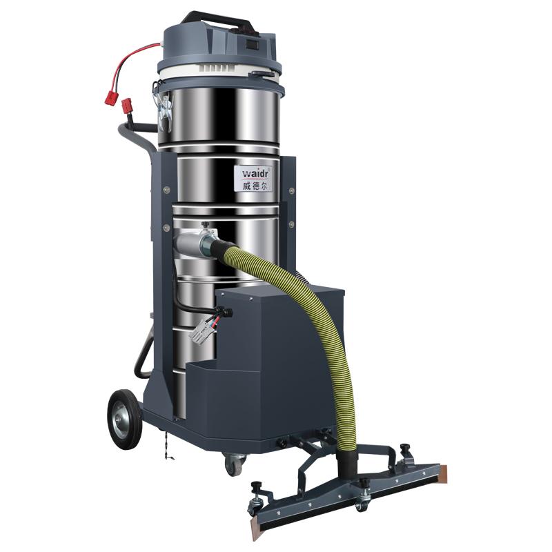 手动反吹清灰工业吸尘器威德尔WD-80P防水开关1500W
