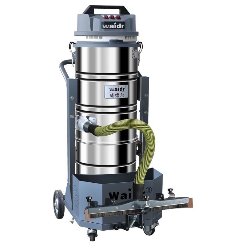 3600W下卸式集尘桶威德尔WX-3610P灰尘颗粒手动反吹