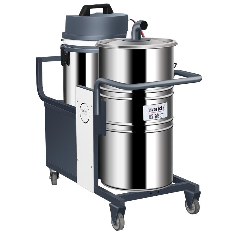 轻纺专用吸尘器电瓶式威德尔TM3D1500W120L大容量