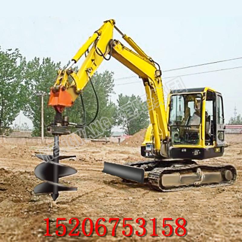 直销挖改液压凿岩机 挖改潜孔钻 履带式挖改钻机