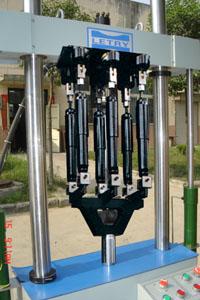 西安力创电液伺服汽车减震器动态试验
