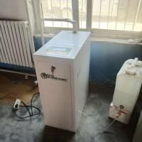 自动控温燃油采暖炉 甲醇或者柴油烧水循环锅炉