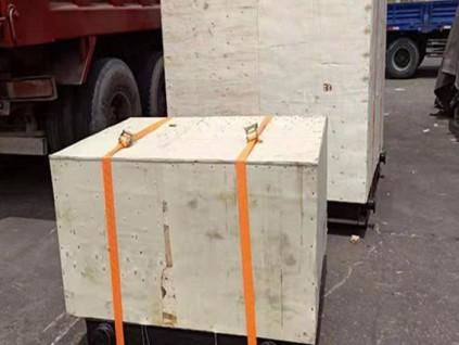 栓紧带捆绑木箱使用案例