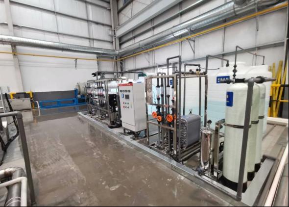 苏州电镀纯水设备_苏州伟志水处理设备有限公司